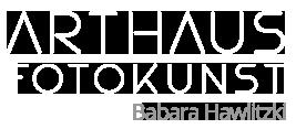 ARThaus Fotokunst – Bilder von Barbara Hawlitzki Logo